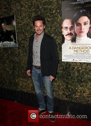Scott Cooper LA Premiere Of Sony Pictures Classics' A Dangerous Method - Arrivals Beverly Hills, California - 19.10.11