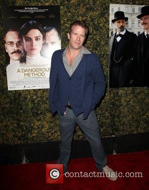 Thomas Jane LA Premiere Of Sony Pictures Classics' A Dangerous Method - Arrivals Beverly Hills, California - 19.10.11