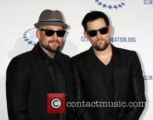 Benji Madden and Joel Madden The Clinton Foundation's 'A Decade Of Difference' Gala at The Hollywood Palladium  Los Angeles,...