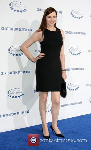Geena Davis The Clinton Foundation's 'A Decade Of Difference' Gala at The Hollywood Palladium  Los Angeles, California - 14.10.11