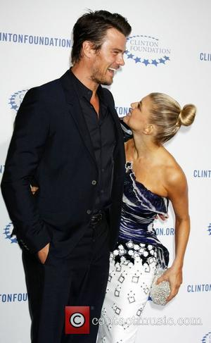 Josh Duhamel and Stacey Ferguson aka Fergie The Clinton Foundation's 'A Decade Of Difference' Gala at The Hollywood Palladium...