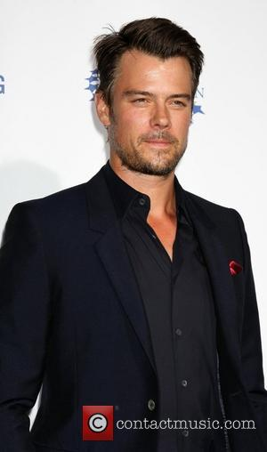Josh Duhamel  The Clinton Foundation's 'A Decade Of Difference' Gala at The Hollywood Palladium  Los Angeles, California -...