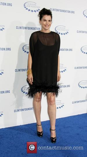Julia Ormond The Clinton Foundation's 'A Decade Of Difference' Gala at The Hollywood Palladium  Los Angeles, California - 14.10.11