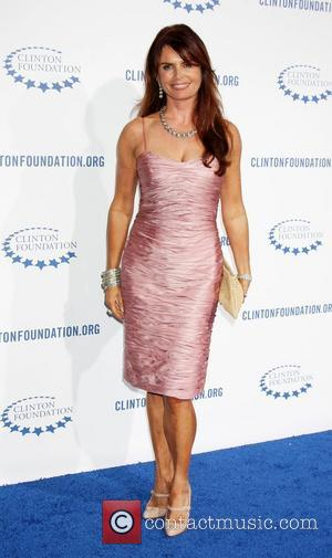 Roma Downey The Clinton Foundation's 'A Decade Of Difference' Gala at The Hollywood Palladium  Los Angeles, California - 14.10.11