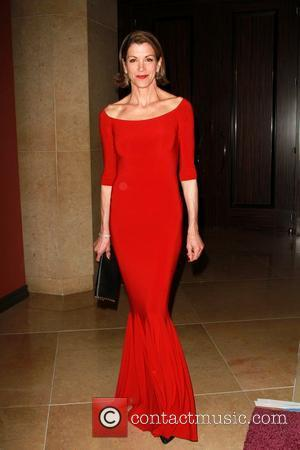 Wendie Malick  The Alzheimer's Association's 19th Annual A Night At Sardi's   Held At The Beverly Hilton Hotel...