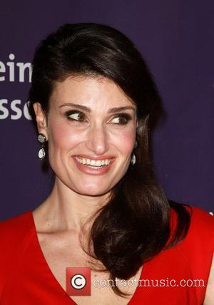 Idina Menzel The Alzheimer's Association's 19th Annual A Night At Sardi's  Held At The Beverly Hilton Hotel Beverly Hills,...