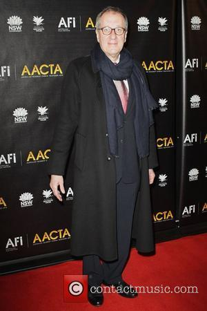 Geoffrey Rush The launch of the Australian Academy of Cinema and Television Arts (AACTA)  Sydney, Australia - 18.08.11