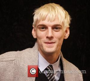 Aaron Carter Aaron Carter in rehearsal with composer Tom Jones for Aaron's upcoming role as Matt in the Off-Broadway musical...