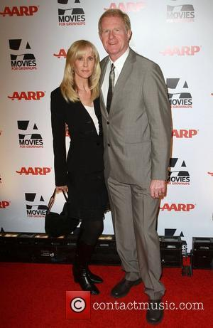 Ed Begley Jr. and Rachelle Carson AARP The Magazine's 10th Annual Movies for Grownups Awards held at the Beverly Wilshire...