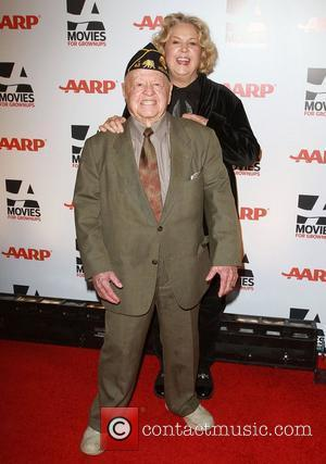 Mickey Rooney Fights For Elderly Justice In Washington, D.c.