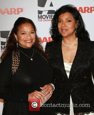 Phylicia Rashad and Debbie Allen AARP The Magazine's 10th Annual Movies for Grownups Awards held at the Beverly Wilshire Hotel...