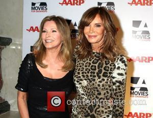 Cheryl Ladd and Jaclyn Smith
