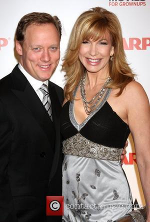 Steve Fenton, Leeza Gibbons AARP The Magazine's 10th Annual Movies for Grownups Awards held at the Beverly Wilshire Hotel -...