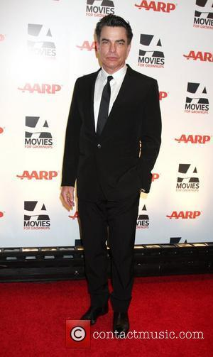 Peter Gallagher AARP The Magazine's 10th Annual Movies for Grownups Awards held at the Beverly Wilshire Hotel - Arrivals Los...
