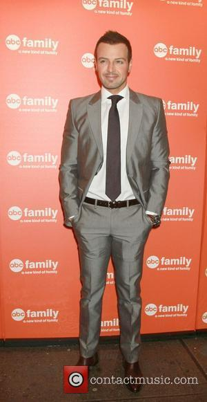 Joey Lawrence ABC Family 2011 Upfront Party at Beauty & Essex  New York City, USA - 11.03.11