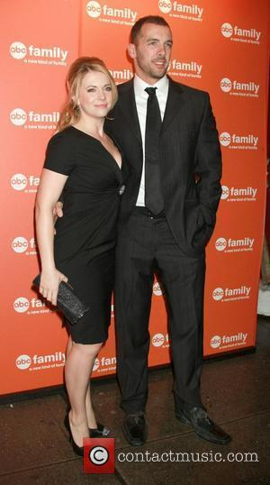 Melissa Joan Hart and Mark Wilkerson ABC Family 2011 Upfront Party at Beauty & Essex  New York City, USA...