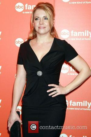 Melissa Joan Hart ABC Family 2011 Upfront Party at Beauty & Essex  New York City, USA - 11.03.11