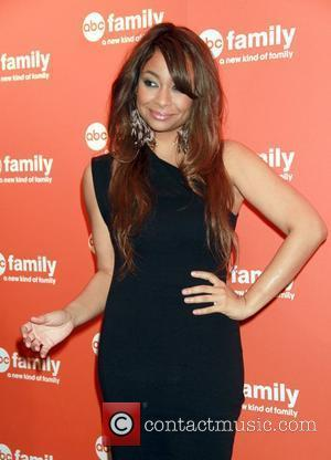Raven Symone ABC Family 2011 Upfront Party at Beauty & Essex  New York City, USA - 11.03.11