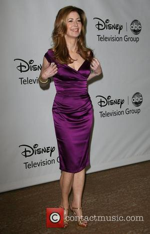 Dana Delany Disney ABC Television Group Host Summer Press Tour Party held at Beverly Hilton Hotel Beverly Hills, California -...