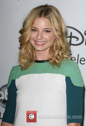 Emily VanCamp Disney ABC Television Group Host Summer Press Tour Party held at Beverly Hilton Hotel Beverly Hills, California -...