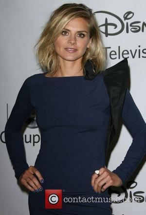Eliza Coupe Disney ABC Television Group Host Summer Press Tour Party held at Beverly Hilton Hotel Beverly Hills, California -...