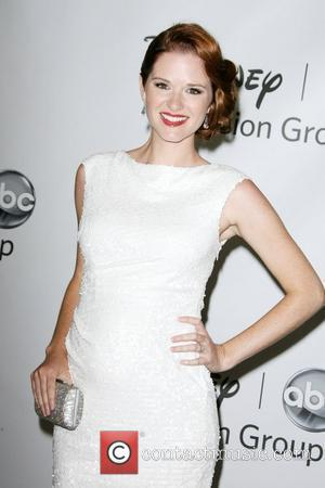 Sarah Drew Disney ABC Television Group Host Summer Press Tour Party held at Beverly Hilton Hotel Beverly Hills, California -...