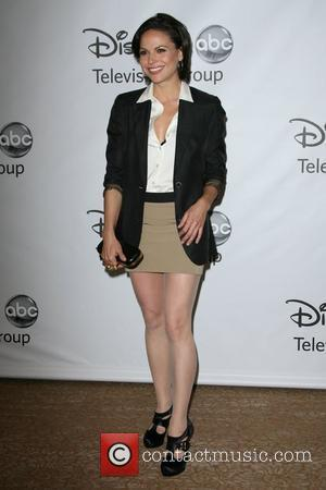 Lana Parrilla Disney ABC Television Group Host Summer Press Tour held at Beverly Hilton Hotel Beverly Hills, California - 07.08.11
