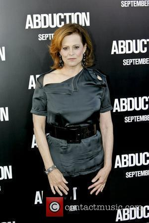 Sigourney Weaver  The premiere of 'Abduction' held at the Chinese Theatre - Arrivals Los Angeles, California - 15.09.11