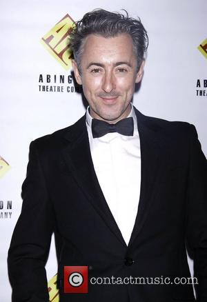 Alan Cumming Abingdon Theatre Company's 19th Annual Benefit Gala held at the Espace catering hall - Arrivals New York City,...