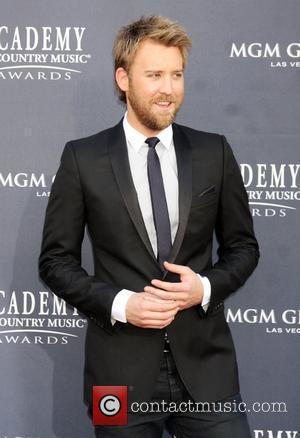 Charles Kelley of Lady Antebellum The Academy of Country Music Awards 2011 at MGM Grand Garden Arena - Arrivals Las...