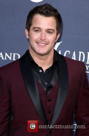 Easton Corbin The Academy of Country Music Awards 2011 at MGM Grand Garden Arena - Arrivals Las Vegas, Nevada -...