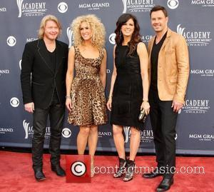 Little BIg Town  ,  The Academy of Country Music Awards 2011 at MGM Grand Garden Arena - Arrivals...