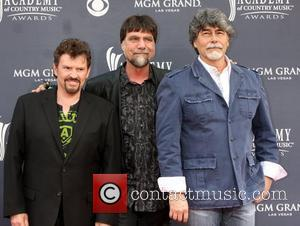 Alabama  ,  The Academy of Country Music Awards 2011 at MGM Grand Garden Arena - Arrivals Las Vegas,...