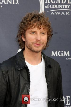 Dierks Bentley  ,  The Academy of Country Music Awards 2011 at MGM Grand Garden Arena - Arrivals Las...