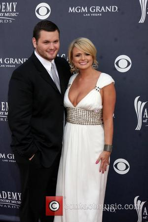Miranda Lambert and her brother  ,  The Academy of Country Music Awards 2011 at MGM Grand Garden Arena...