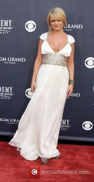 Miranda Lambert  ,  The Academy of Country Music Awards 2011 at MGM Grand Garden Arena - Arrivals Las...
