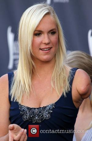 Bethany Hamilton The Academy of Country Music Awards 2011 at MGM Grand Garden Arena - Arrivals Las Vegas, Nevada -...