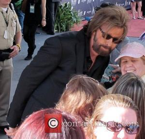 Ronnie Dunn The Academy of Country Music Awards 2011 at MGM Grand Garden Arena - Outside Arrivals Las Vegas, Nevada...