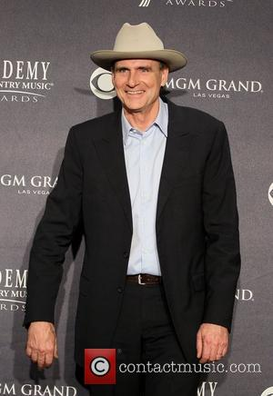 James Taylor The Academy of Country Music Awards 2011 at MGM Grand Garden Arena - Press Room Las Vegas, Nevada...