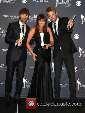 Lady Antebellum Are Top Of The Pops At Bmi Awards