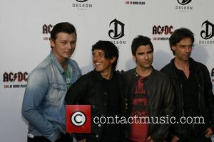 Stereophonics Premiere of 'AC/DC - Live at River Plate' at Hammersmith Apollo - Arrivals  London, England - 06.05.11