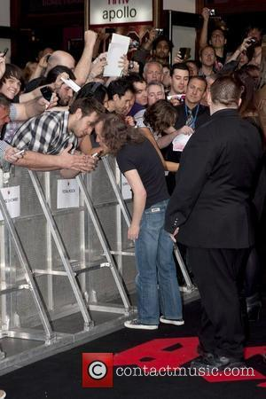 Angus Young Premiere of 'AC/DC - Live at River Plate' at Hammersmith Apollo - Arrivals  London, England - 06.05.11