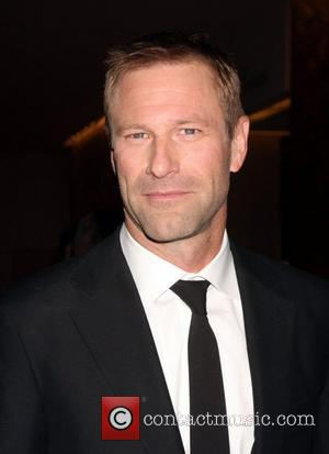 Aaron Eckhart Aiming To Brave Winter Weather As A Survival Expert