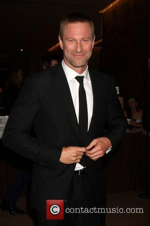 Aaron Eckhart  The 61st ACE Eddie Awards at Beverly Hilton Hotel Beverly Hills, California - 20.02.11