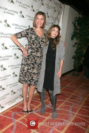 Wendie Malick and Laura San Giacomo