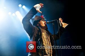 Adam Ant Injured In Stage Fall