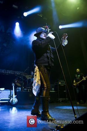 Adam Ant performing live at Indigo London, England - 26.05.11