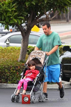 Adam Sandler's Dress Woes On Set