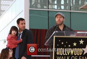 Adam Sandler and Kevin James