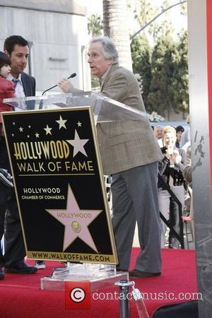 Henry Winkler American Hollywood comedy actor and producer Adam Sandler was photographed as he was honored on the Hollywood Walk...